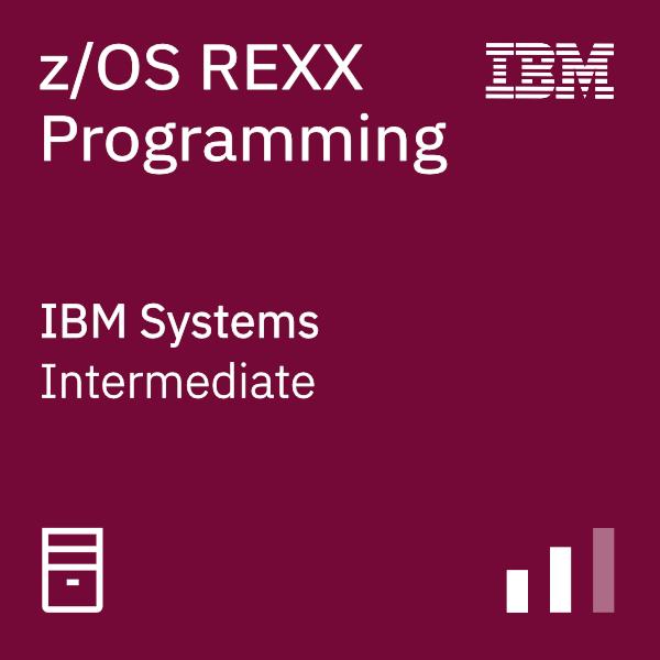 z/OS REXX Programming