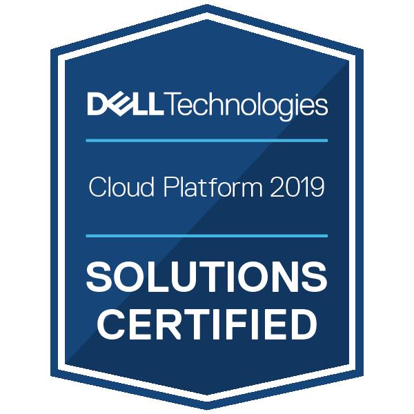 Dell Technologies Cloud Platform 2019