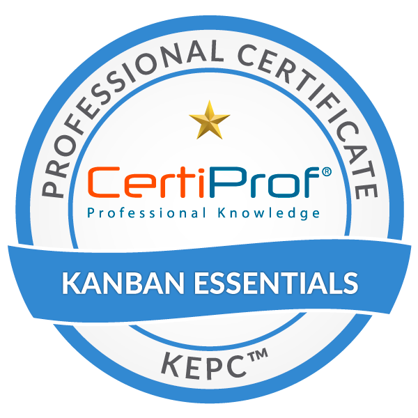 Kanban Essentials Professional Certificate - KEPC