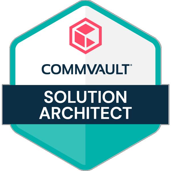Commvault Solutions Architect