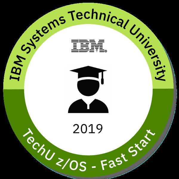 2019 TechU z/OS - Fast Start