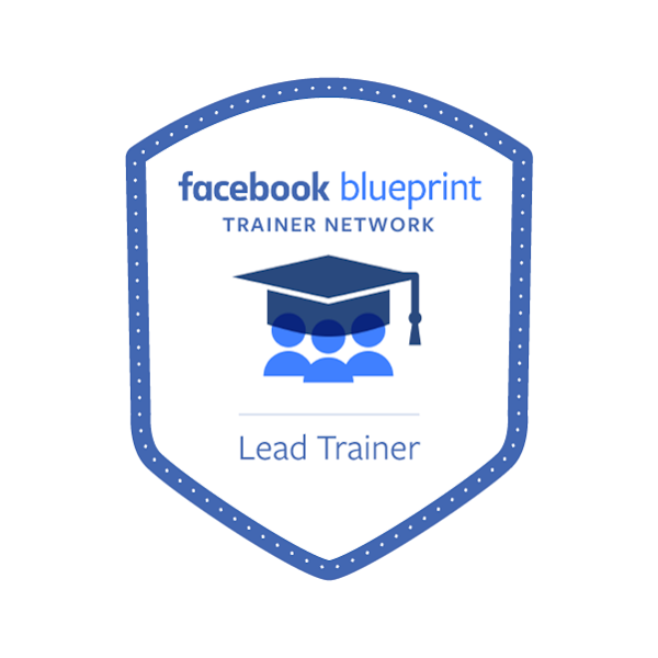 Facebook Blueprint Trainer Network - Lead Trainer