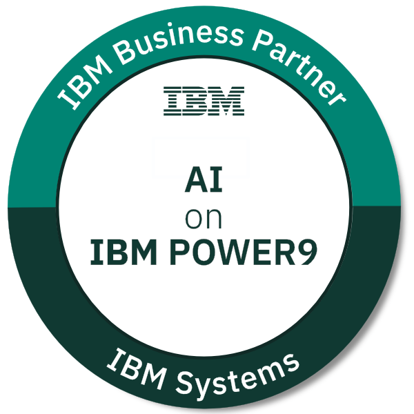 IBM Systems Business Partner Artificial Intelligence on IBM POWER9