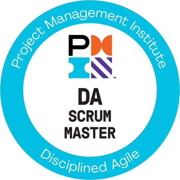 Disciplined Agile Scrum Master (DASM)