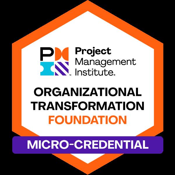 Organizational Transformation: Foundation