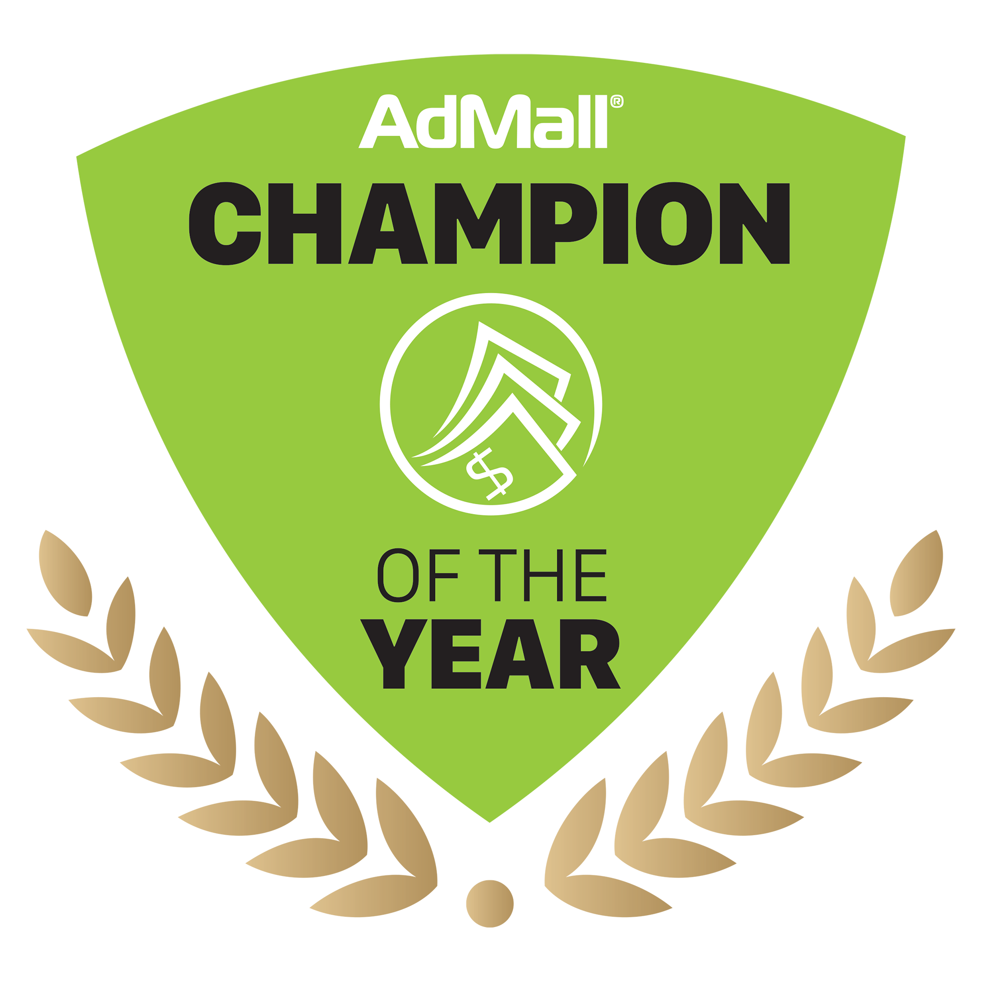 AdMall Champion of the Year