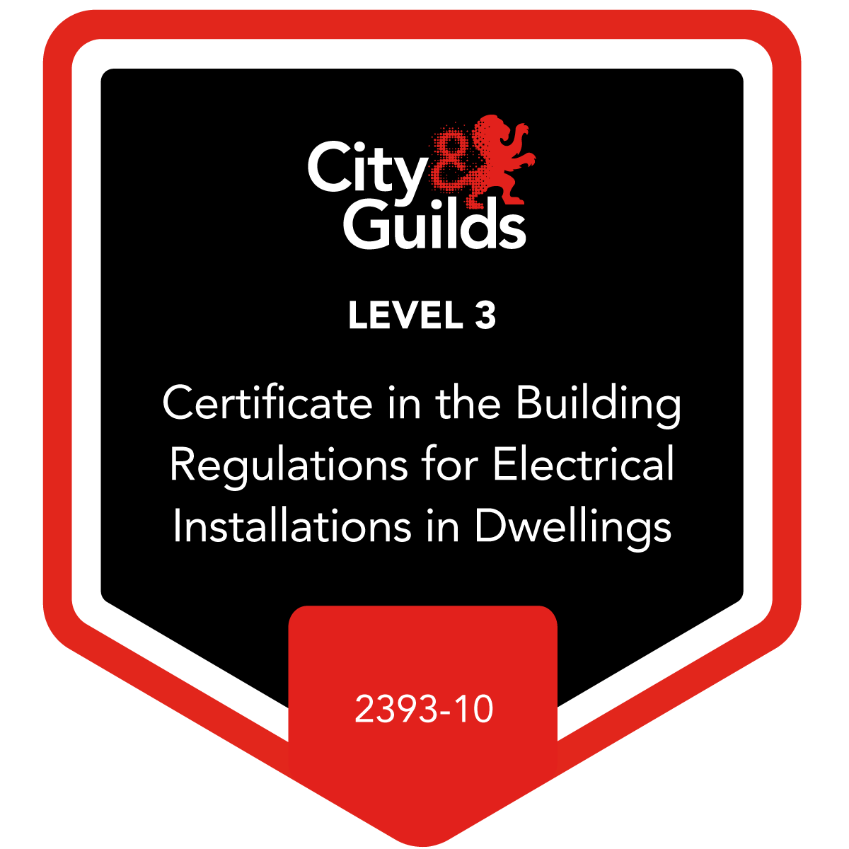 Level 3 Certificate in the Building Regulations for Electrical Installations in Dwellings - 2393-10