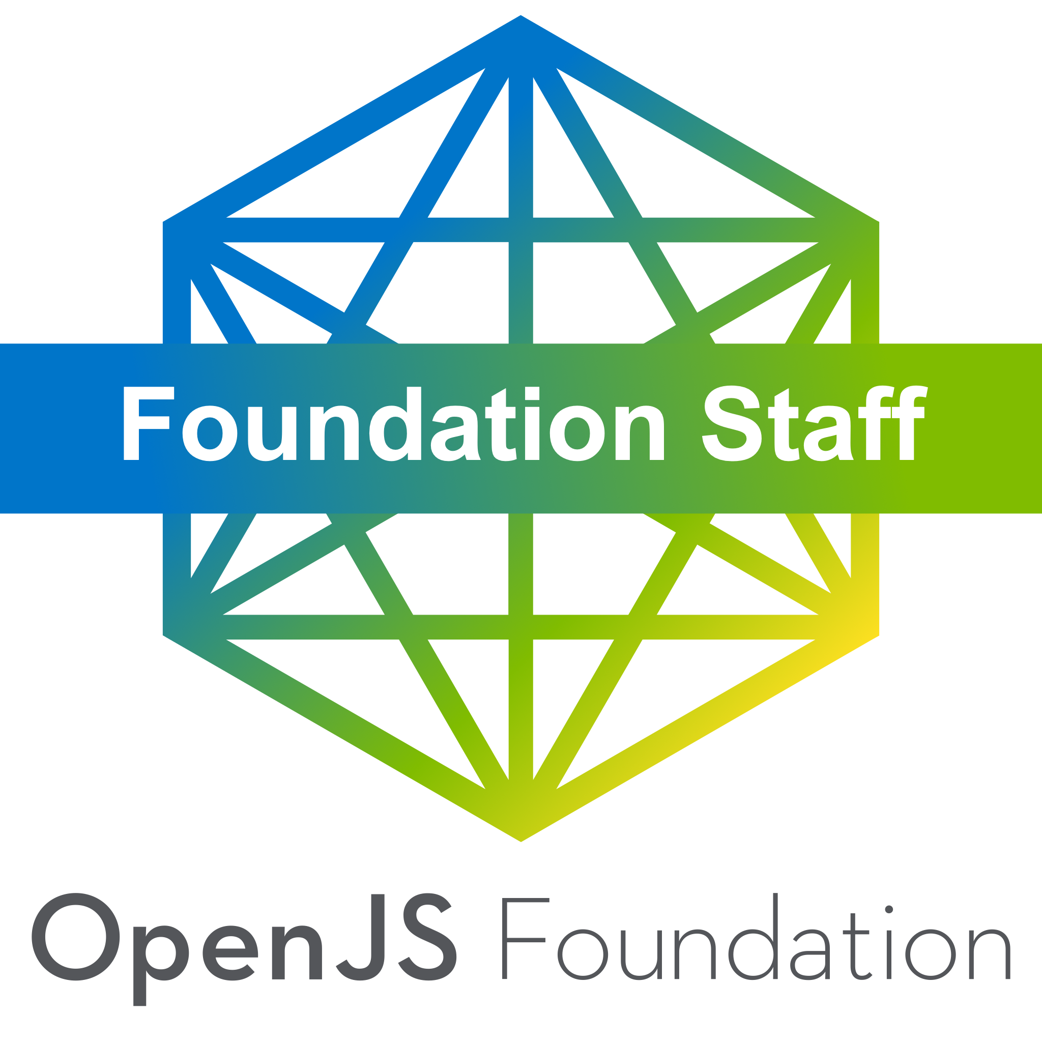 OpenJS Foundation: Foundation staff
