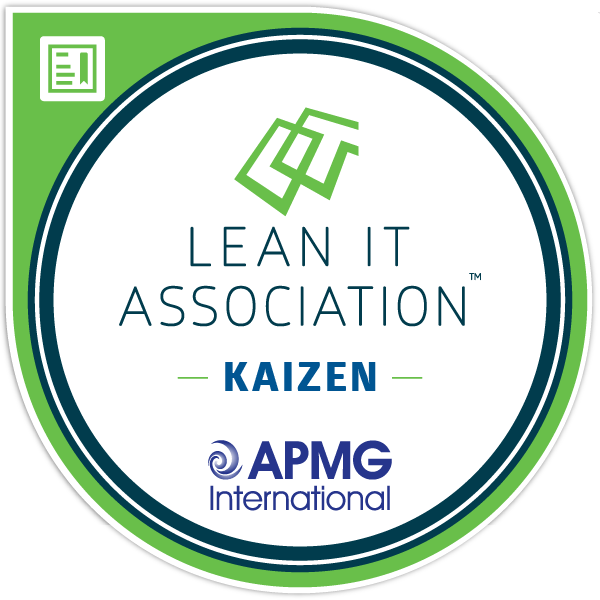 Lean IT Association Kaizen