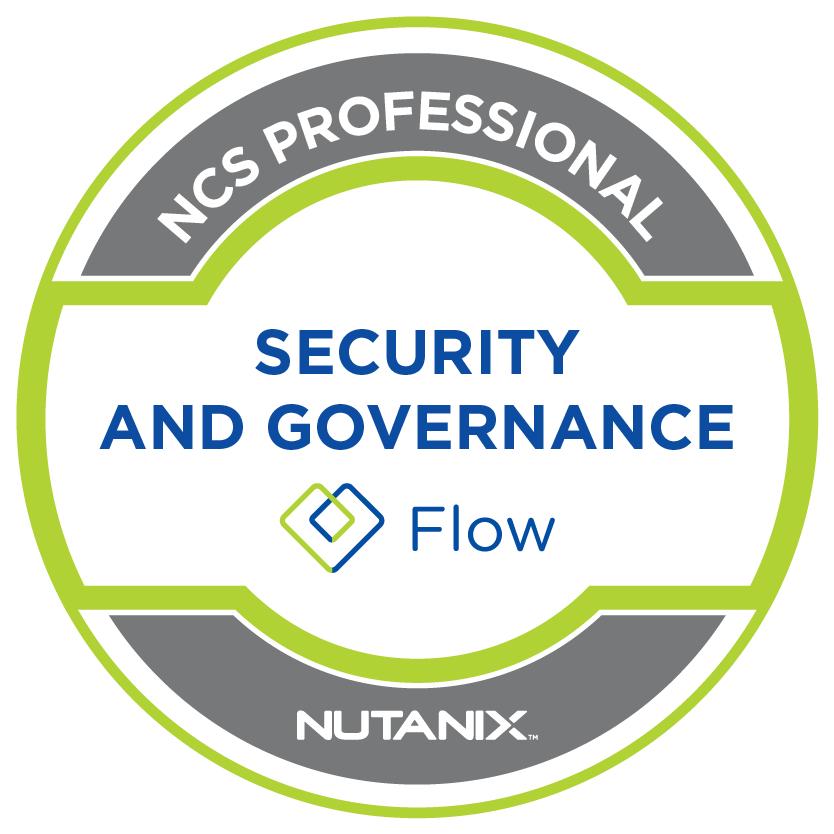 Nutanix Certified Services Security and Governance Professional