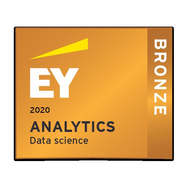 EY Analytics - Data science - Bronze (2020)