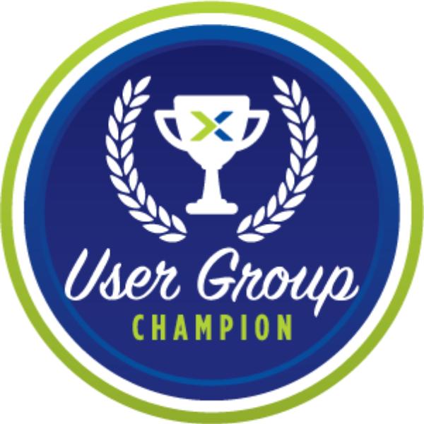 Nutanix User Group Champion