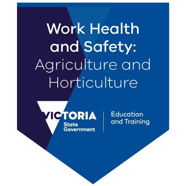 Introduction to work health and safety - production horticulture