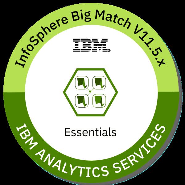 InfoSphere Big Match V11.5.x Essentials