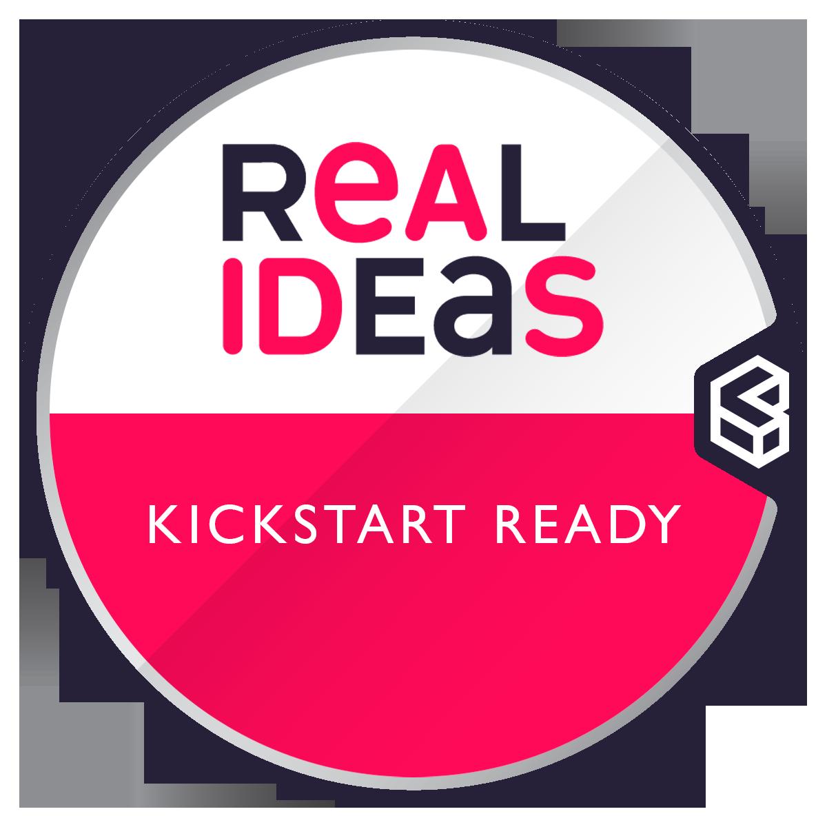 Kickstart Ready Meta Badge