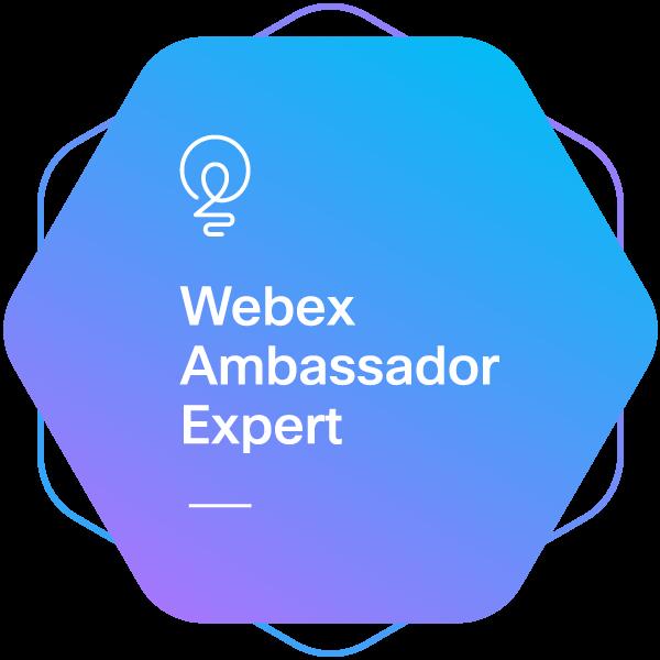 Webex Expert