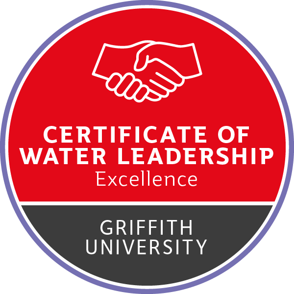 Certificate in Water Leadership - Excellence
