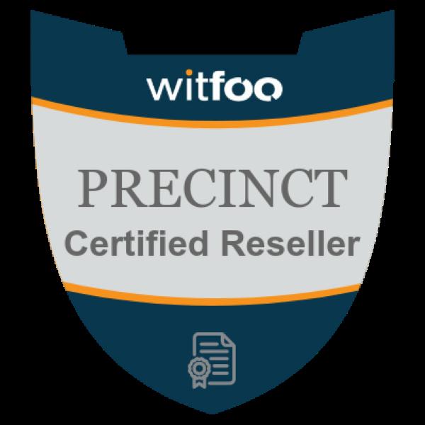 Precinct Certified Reseller