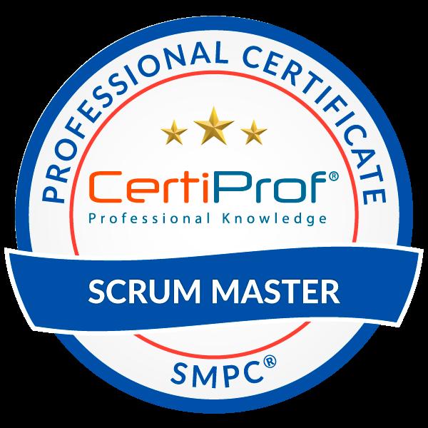 Scrum Master Professional Certificate - SMPC®