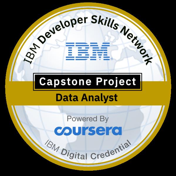 Data Analyst Capstone Project