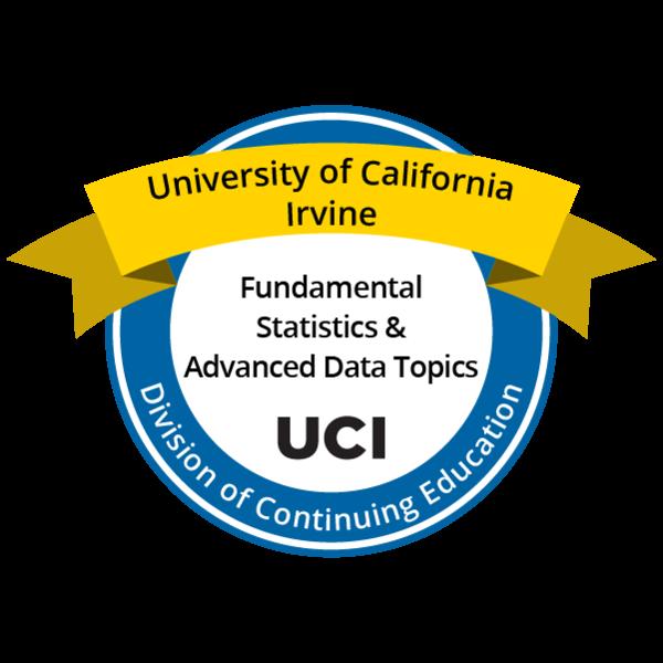 Fundamental Statistics and Advanced Data Topics