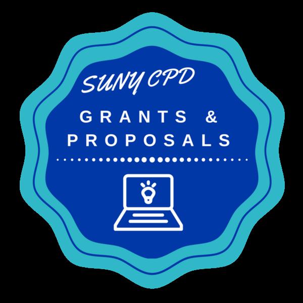 Grants & Proposals Completion