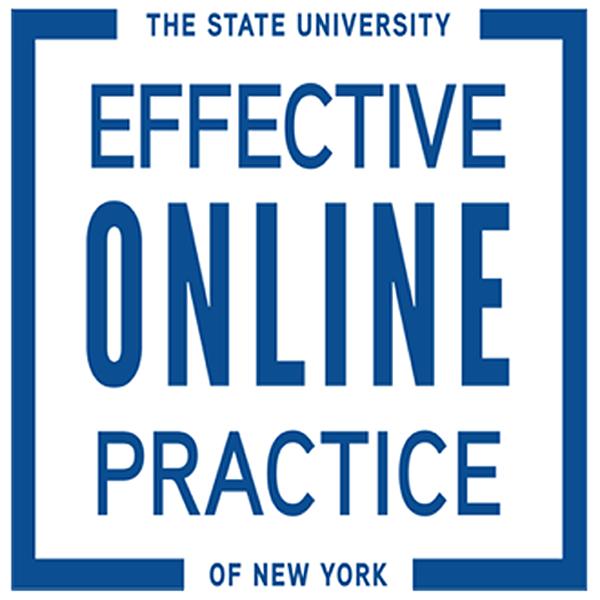 SUNY Online Effective Practice Award