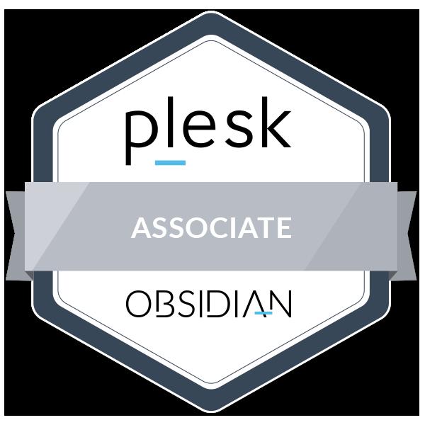 Plesk Obsidian Associate
