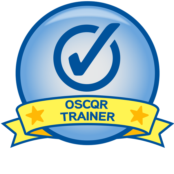Open SUNY Certified OSCQR Trainer