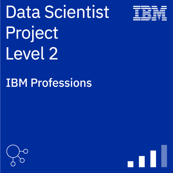 Data Scientist Project Badge - Level 2