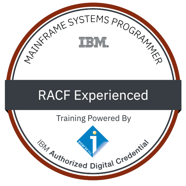 Interskill - Mainframe Systems Programmer – RACF – Experienced