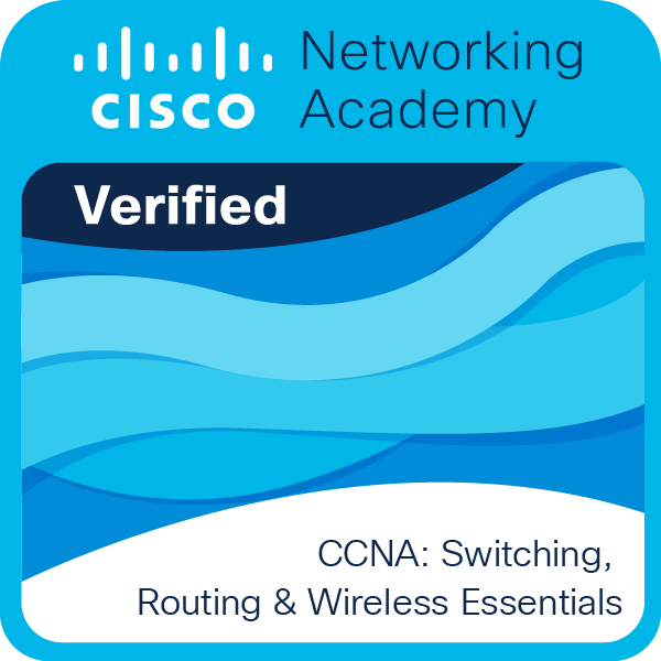 CCNA: Switching, Routing, and Wireless Essentials