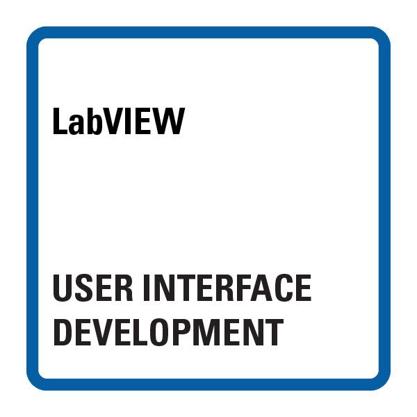 LabVIEW User Interface Development