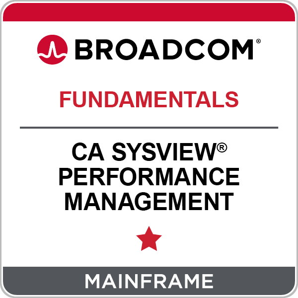 CA SYSVIEW® Performance Management - Fundamentals