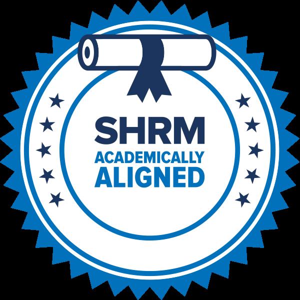 SHRM Academically Aligned