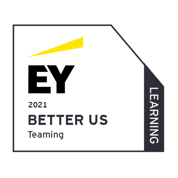 EY Better Us - Teaming - Learning (2021)