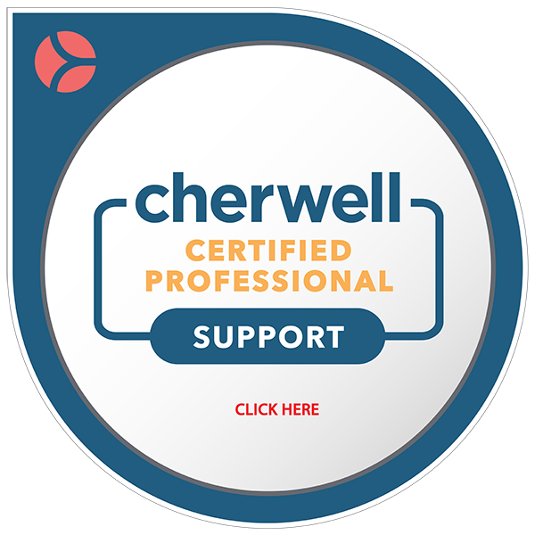 Cherwell Certified Professional Support