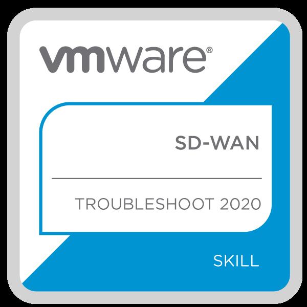 VMware SD-WAN Troubleshoot 2020