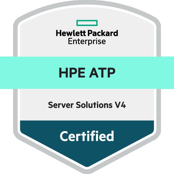 HPE ATP - Server Solutions V4