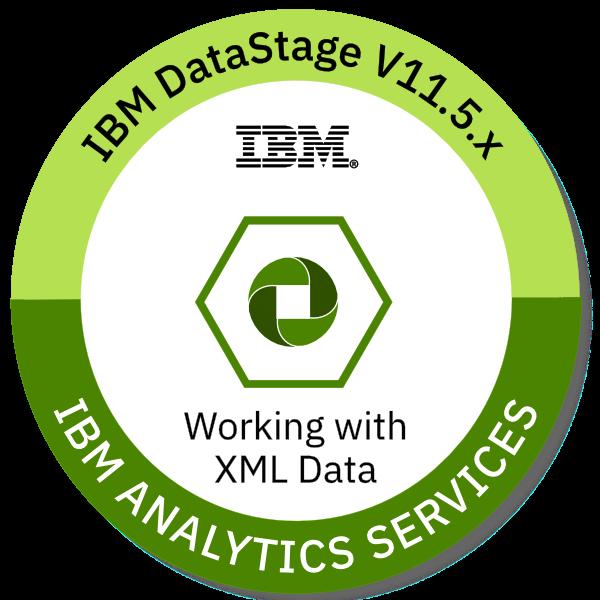 IBM DataStage V11.5.x Working With XML Data