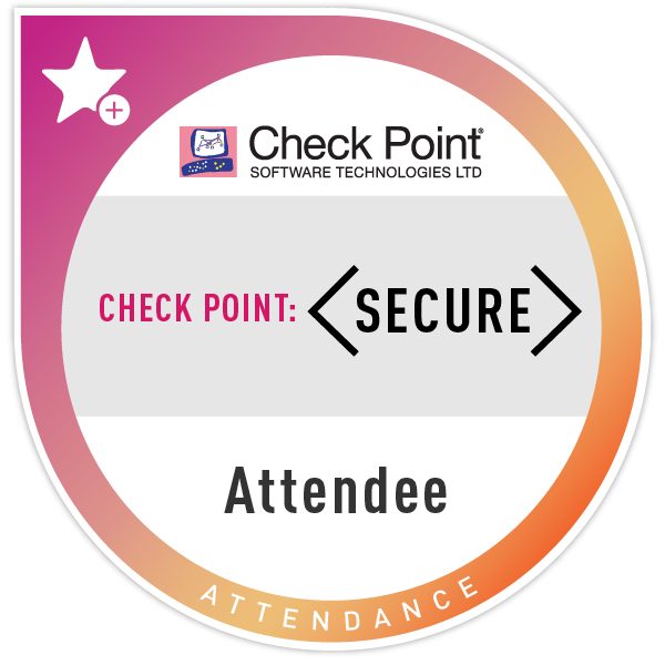 Check Point Secure Attendee