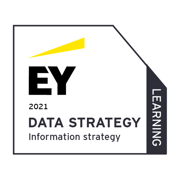 EY Data Strategy - Information Strategy - Learning