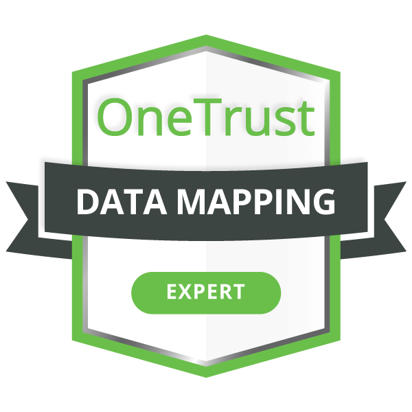 OneTrust Data Mapping Expert