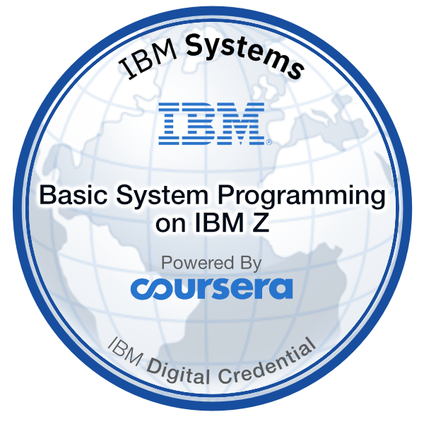 Basic System Programming on IBM Z