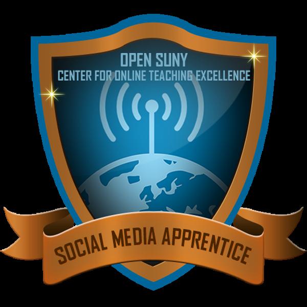 Open SUNY COTE Social Media Apprentice