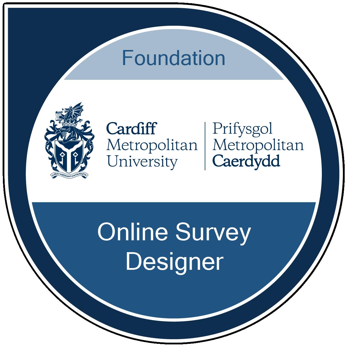 Online Survey Designer - Foundation