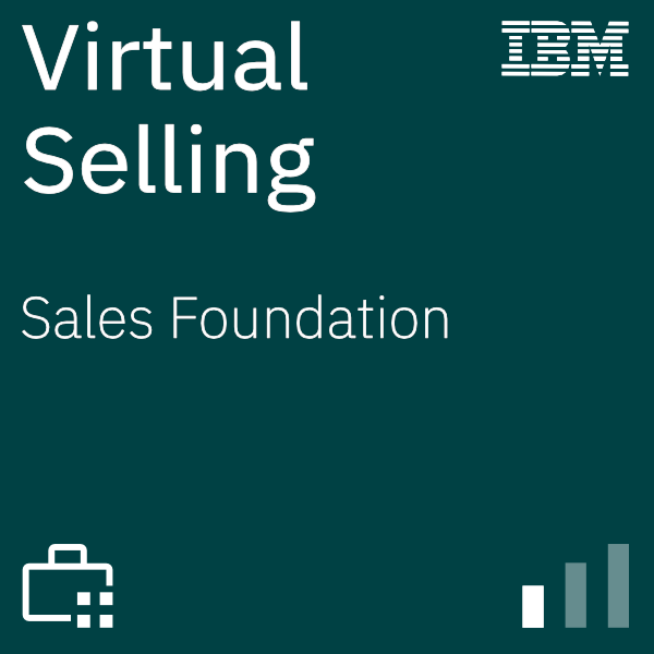 Virtual Selling Sales Foundation