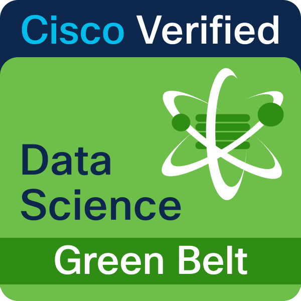 Data Science @Cisco Green Belt