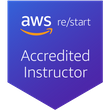 AWS re/Start Accredited Instructor