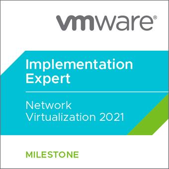 VMware Certified Implementation Expert - Network Virtualization 2021
